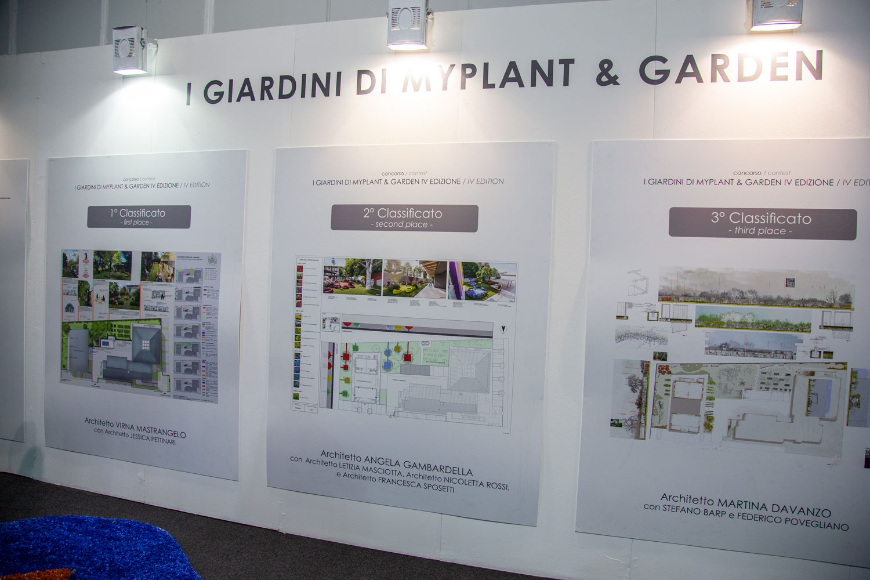 Architetto Di Giardini concorso i giardini di myplant&garden, ecco i risultati