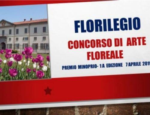 """Domenica 7 Aprile: prima edizione del concorso di arte floreale """"FLORILEGIO"""""""