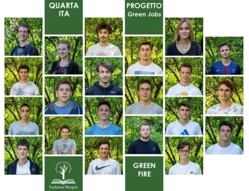 """Progetto Green Jobs: i giovani """"Startupper"""" di Minoprio e la realizzazione del """"Green fire"""" accendifuoco ecologico"""