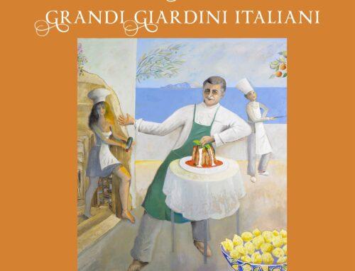"""Libro """"Le ricette dei Grandi Giardini Italiani"""": al suo interno anche una ricetta di Fondazione Minoprio"""